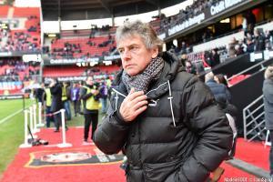 Christian Gourcuff (Rennes) vise un rebond face au MHSC.