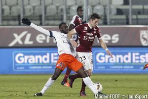 Jonathan Ikoné vers un nouveau prêt à Montpellier ?