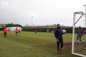 Jonathan Ligali devrait être prêté par Montpellier cet été.