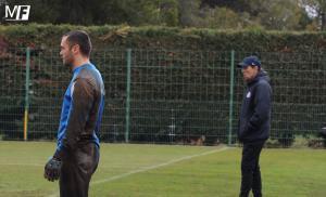 Le groupe du MHSC pour la réception du SC Bastia.