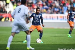 Stéphane Sessègnon n'est pas sûr de continuer à Montpellier.