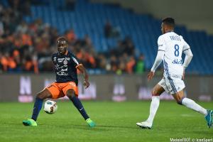 Jonathan Ikoné est de retour à Montpellier.
