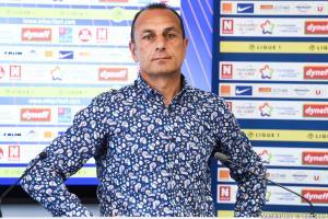 Michel Der Zakarian a été déçu par certains joueurs...