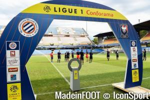 La Mosson accueille le match entre Montpellier et l'OM dimanche.