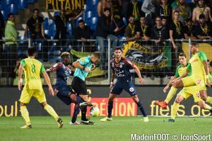Les compos du match entre Nantes et Montpellier.
