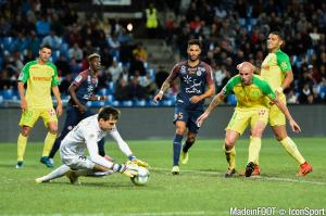Nantes reçoit Montpellier, ce dimanche (17 heures)