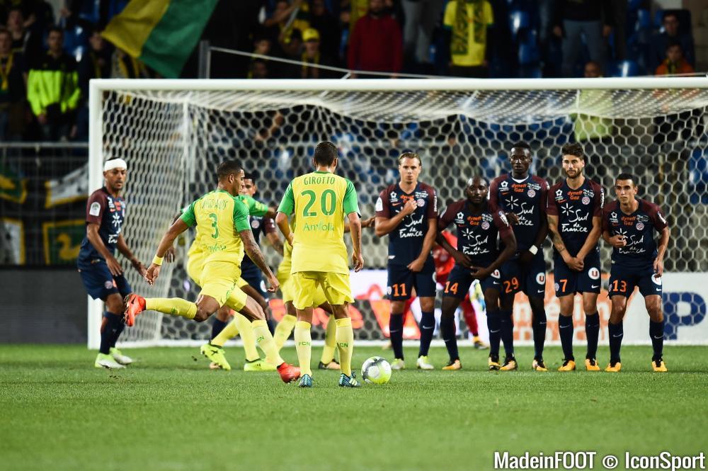 Nantes et Montpellier sont à la lutte pour une place dans le top 5.