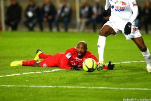 Souleymane Camara (MHSC) pourrait rater la réception du SCO Angers.