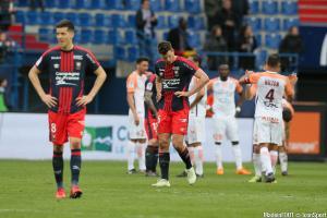 L'album photo du match entre le SM Caen et le Montpellier HSC.