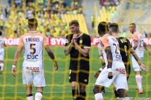 Nantes et Montpellier s'affrontent en match en retard ce mardi.