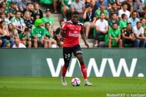 Marcus Thuram sera là contre Montpellier.