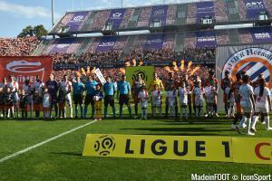 Le derby entre Montpellier et Nîmes se jouera le mercredi à 19h.