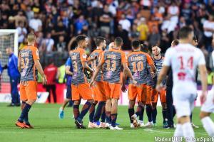 Les compos officielles du match entre le Nîmes Olympique et le Montpellier HSC.