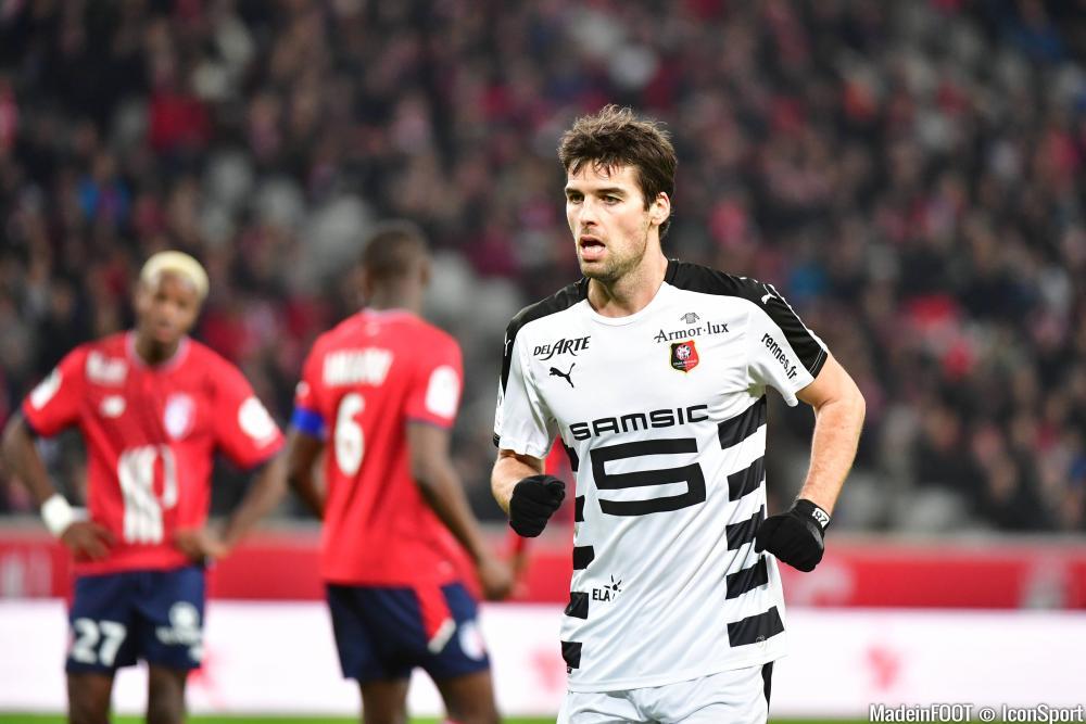 Yoann Gourcuff s'est engagé sous les couleurs du Dijon FCO.