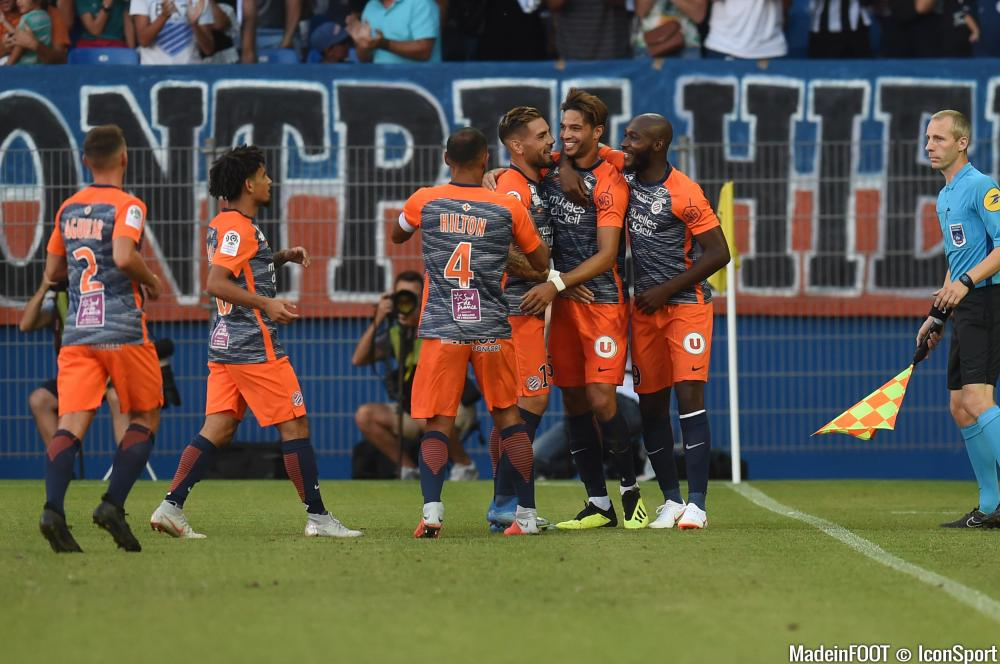Le MHSC s'est imposé sur la pelouse du Stade de Reims (0-1), ce samedi soir en Ligue 1.