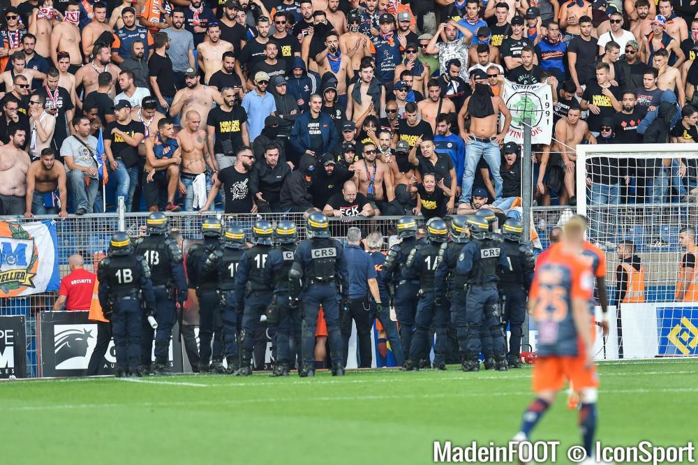 Le match aller du derby avait été émaillé par des incidents en tribunes.