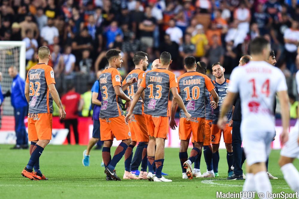 Montpellier enchaîne les bons résultats ces dernières semaines.