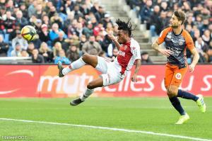 Les compos probables de Montpellier - Monaco.