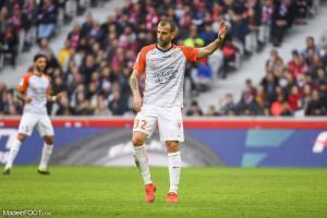 Petar Skuletic (30 ans) n'est pas dans les plans de Michel Der Zakarian pour la saison prochaine.