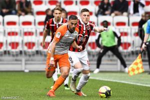 Aguilar sans doute forfait pour la réception d'Amiens.