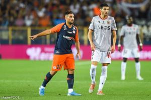 Les compos officielles du match entre le Montpellier HSC et l'OGC Nice.