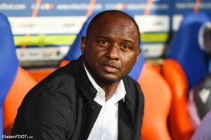 Défait par Montpellier 3-1 hier après-midi, Patrick Vieira n'a pas hésité a louer les qualités du MHSC.