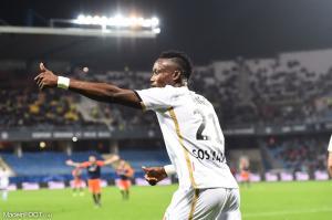 Casimir Ninga quitte le SCO Angers, direction Sivasspor (Turquie).