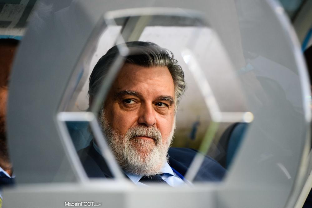 Laurent Nicollin, Président du MHSC
