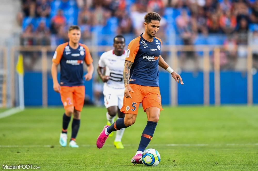 Pedro Mendes face à Rennes