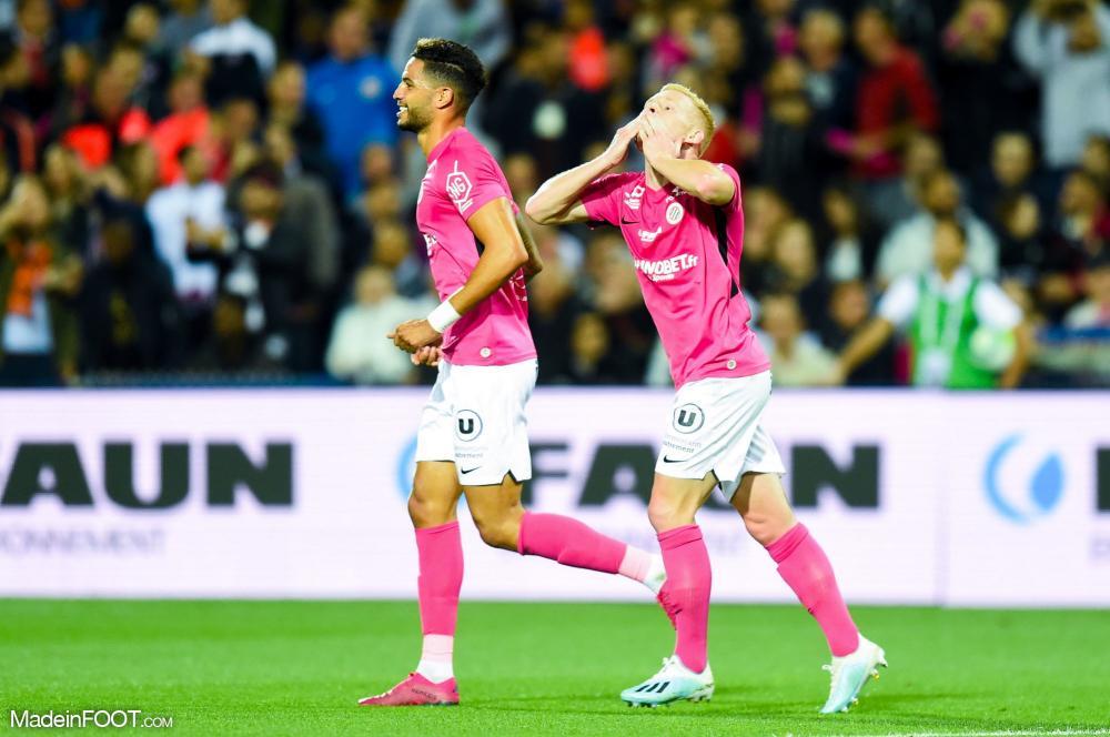 Montpellier s'impose