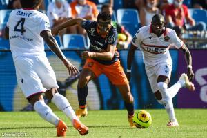 Gaëtan Laborde est lié au Montpellier HSC jusqu'au 30 juin 2023.