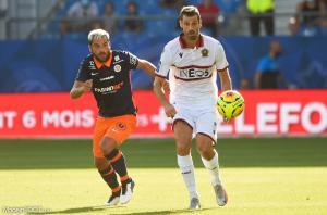 L'album photo du match entre le Montpellier HSC et l'OGC Nice.