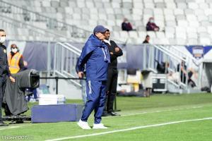 Montpellier était trop fort pour Bordeaux selon Jean-Louis Gasset