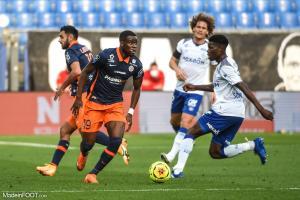 L'album photo du match entre le Montpellier HSC et le Stade de Reims.