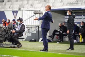 Les regrets de Der Zakarian après la défaite contre Metz
