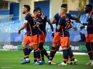 Les compos officielles du match entre le Montpellier HSC et le Paris Saint-Germain.