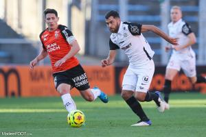 L'album photo du match entre le FC Lorient et le Montpellier HSC.
