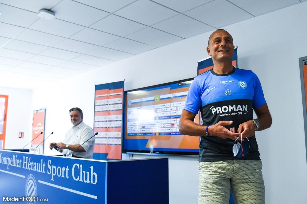 Michel Der Zakarian quittera le club à la fin de la saison.