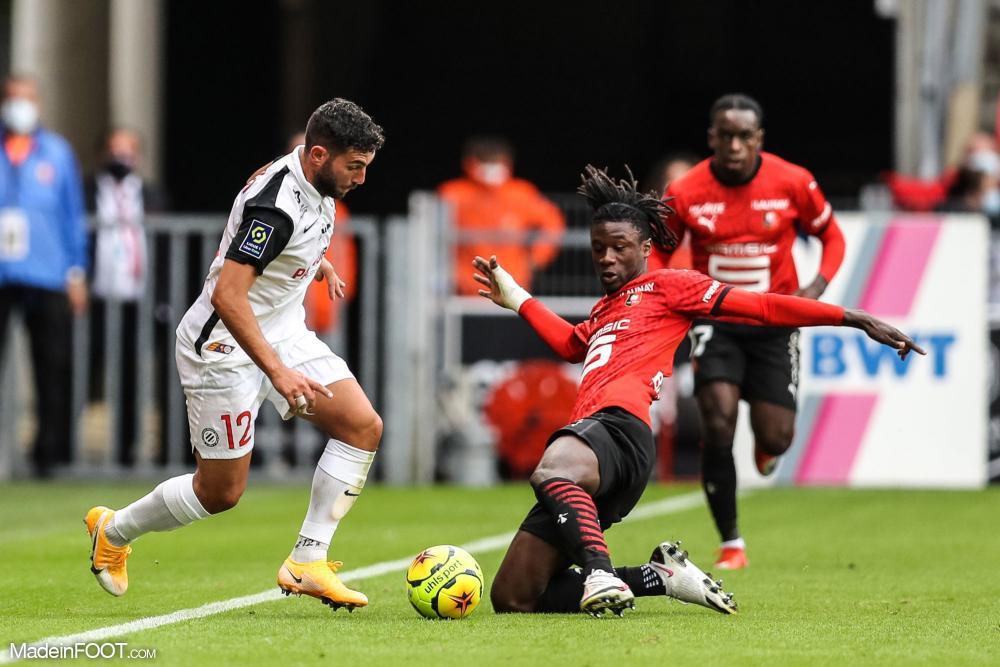 Le Montpellier HSC s'est incliné face au Stade Rennais FC (2-1), ce samedi après-midi en Ligue 1.