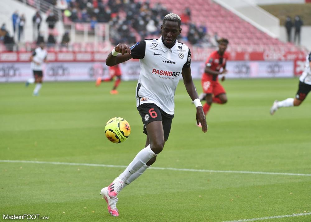 Junior Sambia compte 129 matchs avec Montpellier