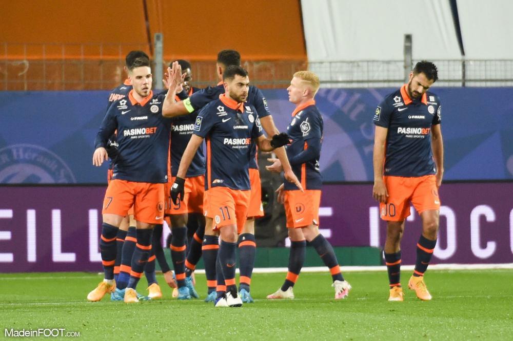 Montpellier s'incline malgré un but de Mavididi