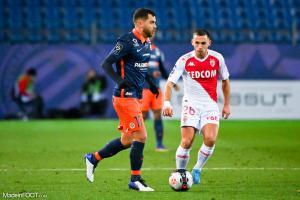 L'album photo du match entre le Montpellier HSC et l'AS Monaco.