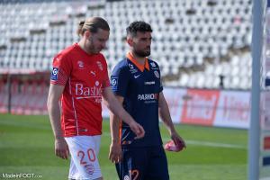 L'album photo du match entre le Nîmes Olympique et le Montpellier HSC.