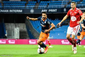 L'album photo du match entre le Montpellier HSC et le Stade Brestois 29.