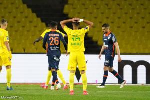 L'album photo du match entre le FC Nantes et le Montpellier HSC.