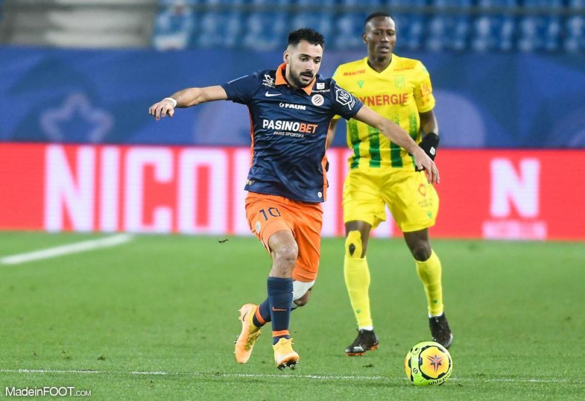 L'album photo du match entre le Montpellier HSC et le FC Nantes.