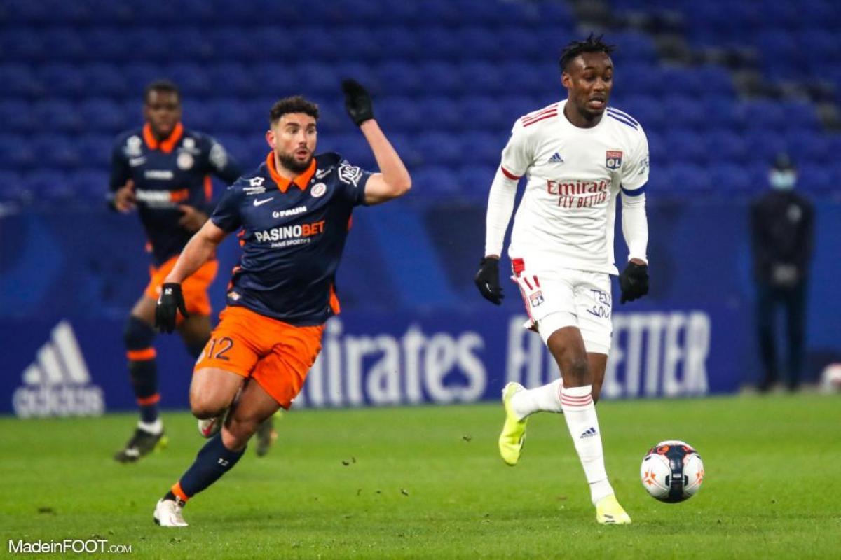 Le Montpellier HSC s'est imposé sur la pelouse de l'Olympique Lyonnais (1-2), ce samedi soir en Ligue 1.