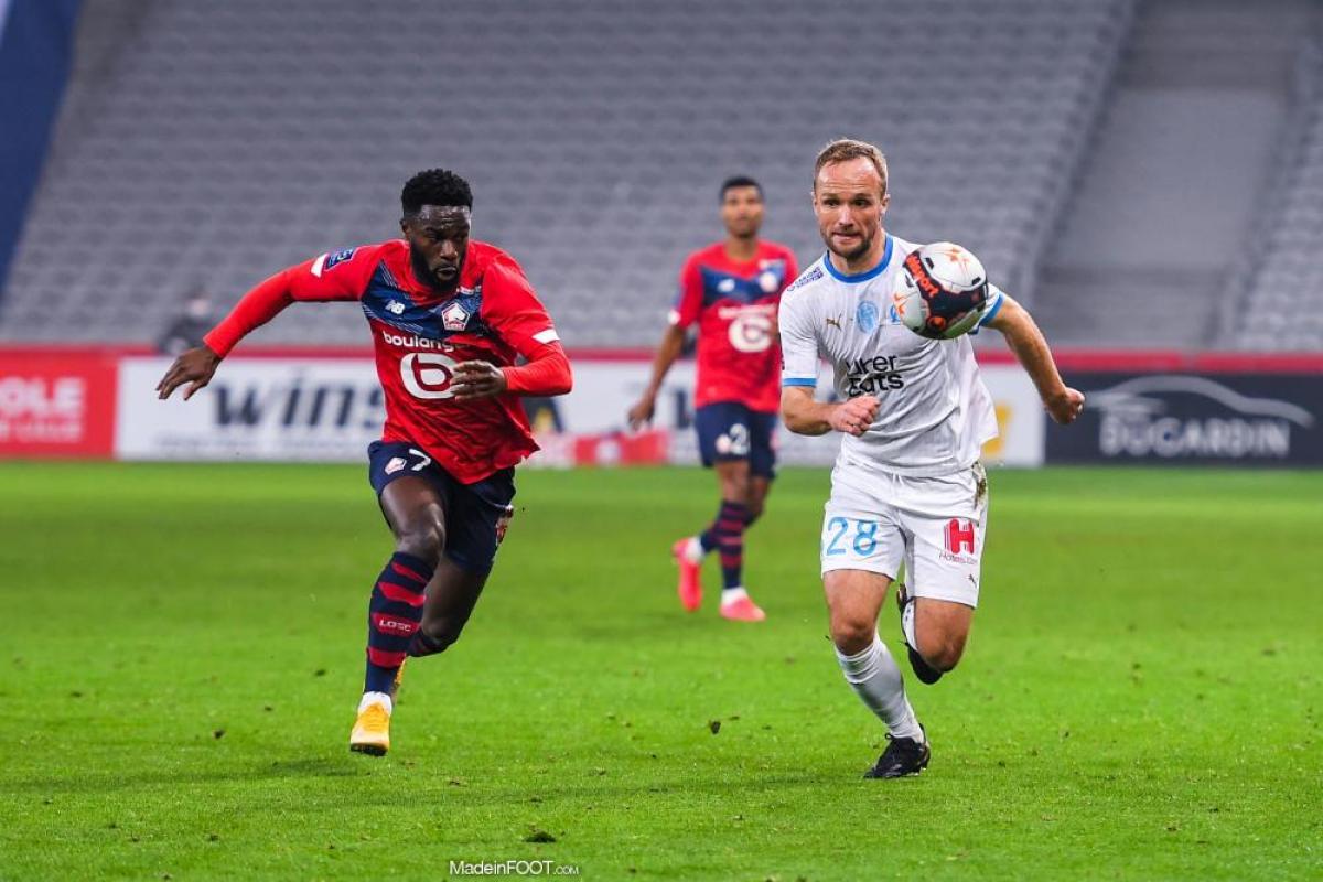 Valère Germain est sur le départ de l'Olympique de Marseille.