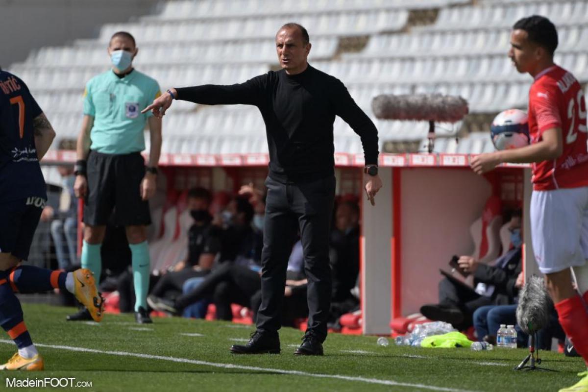 Michel Der Zakarian quittera Montpellier à la fin de la saison