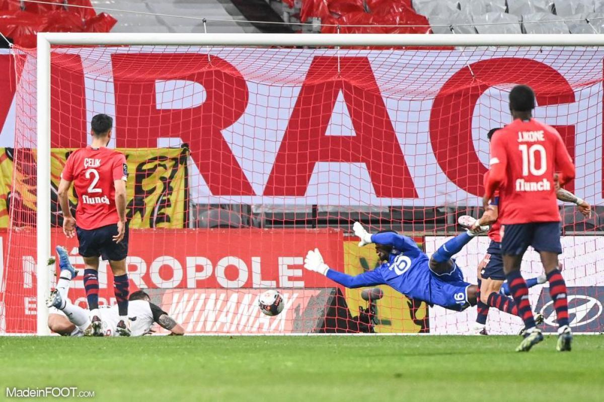Andy Delort (MHSC) fait partie des cinq nommés pour le titre du plus beau but de la saison en Ligue 1.